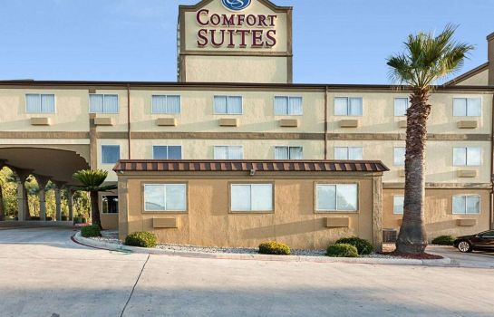 Exterior view Comfort Suites Airport North