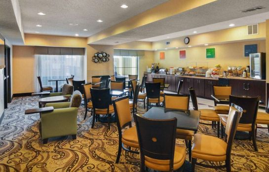 Restaurant Comfort Suites DFW Airport Comfort Suites DFW Airport