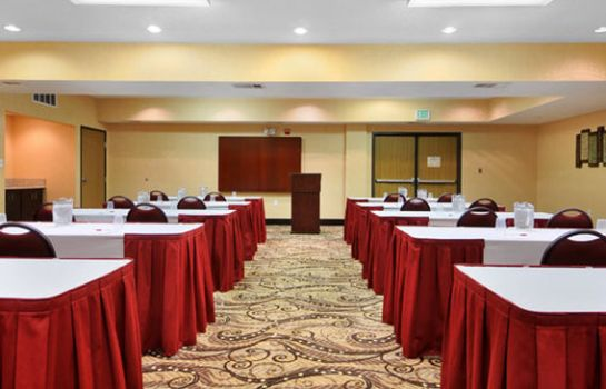 Conference room Comfort Suites DFW Airport