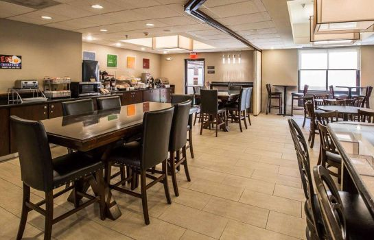Restaurante Comfort Suites Stafford Near Sugarland
