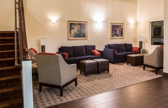 Hotelhalle Comfort Suites - Near the Galleria