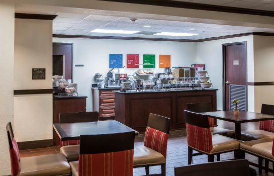 Restaurant Comfort Suites - Near the Galleria