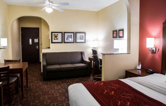 Suite Comfort Suites - Near the Galleria