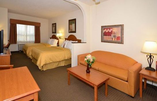 Zimmer Comfort Suites - Near the Galleria