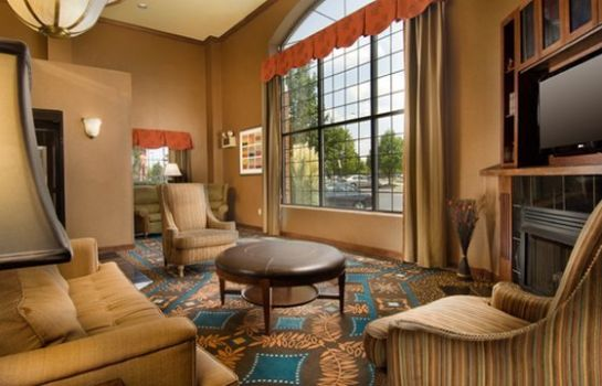 Hotelhalle Comfort Suites Dulles Airport