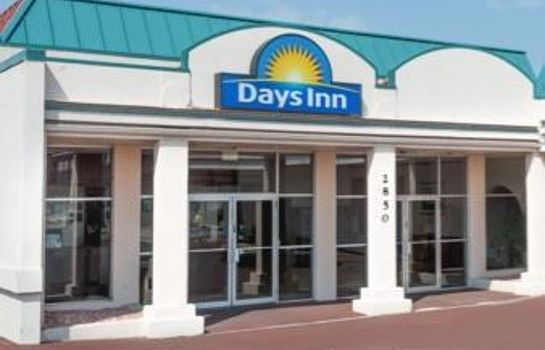 Außenansicht DAYS INN COLORADO SPRINGS SOUT