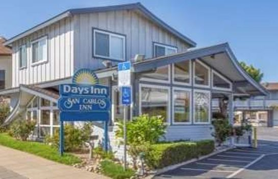Außenansicht DAYS INN MONTEREY DOWNTOWN