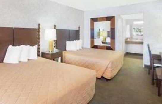 Zimmer DAYS INN BY WYNDHAM FRESNO CEN