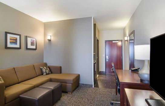 Suite Comfort Suites Near Denver Downtown
