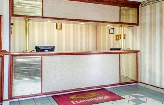 Hotelhalle Econo Lodge York