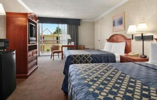 Zimmer DAYS INN LAX VENICE BEACH