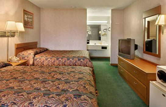 Zimmer DAYS INN COLUMBIA NE FORT JACK