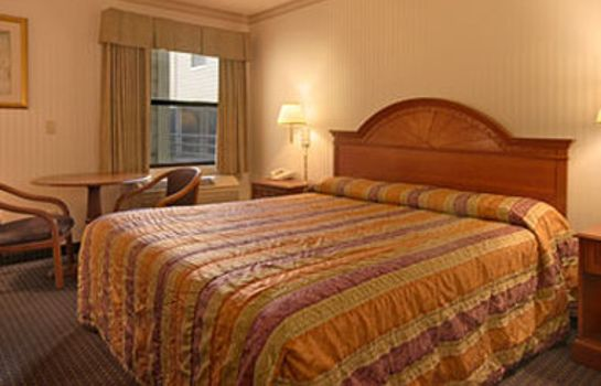 Zimmer DAYS INN SAN FRANCISCO AT THE