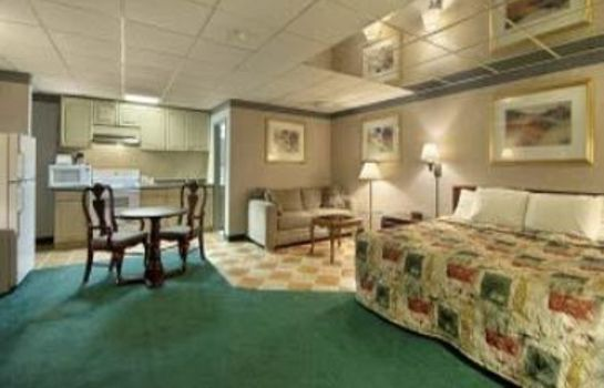 Kamers DAYS INN PITTSBURGH