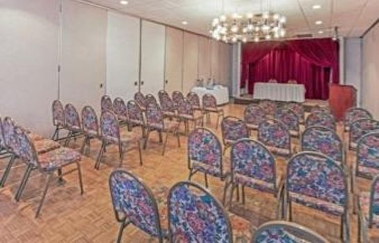Conference room DAYS INN GLENDALE LOS ANGELES