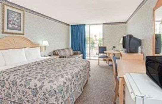 Chambre DAYS INN GLENDALE LOS ANGELES