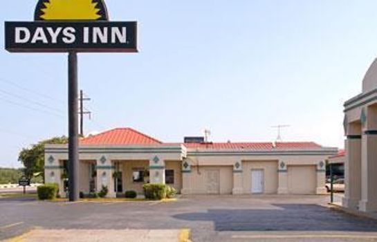 Widok zewnętrzny DAYS INN SOUTH FORT WORTH