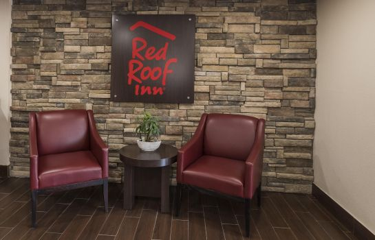 Hotelhalle Red Roof Inn Allentown South