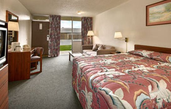Zimmer DAYS INN ROCK SPRINGS