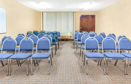 Conference room DAYS INN COLLEGE PARK ATLANTA