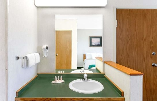 Cuarto de baño Days Inn Butte