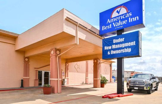 Außenansicht Americas Best Value Inn Clute