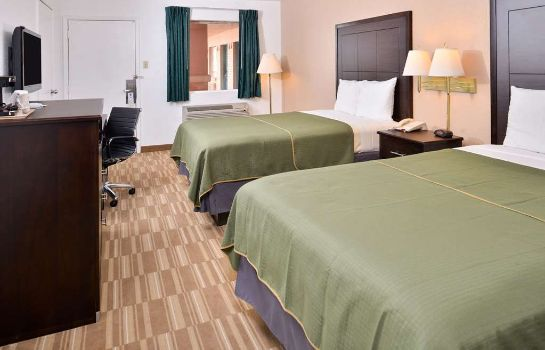 Zimmer Americas Best Value Inn Clute