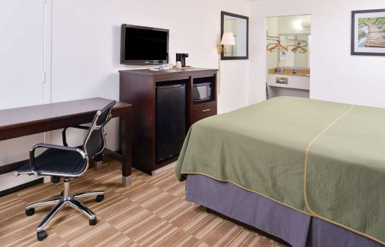 Chambre Americas Best Value Inn Clute