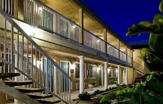 Exterior view BRIDGEPOINT INN DALY CITY