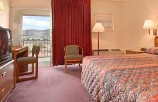 Chambre DAYS INN COLORADO SPRINGS GARD
