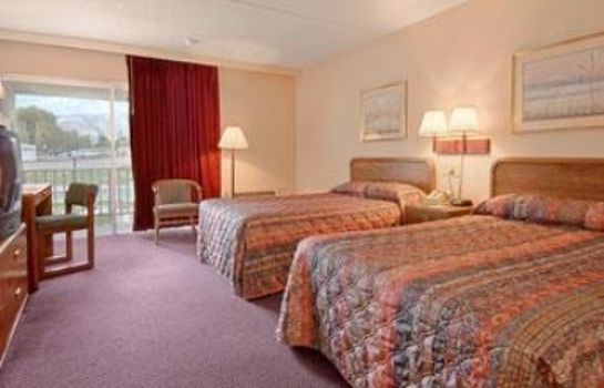 Zimmer DAYS INN COLORADO SPRINGS GARD