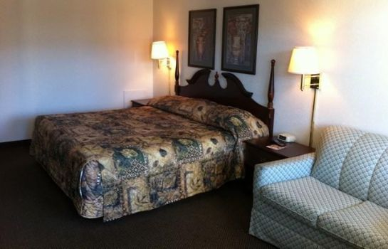 Chambre RED CARPET INN AND SUITES DANVILLE