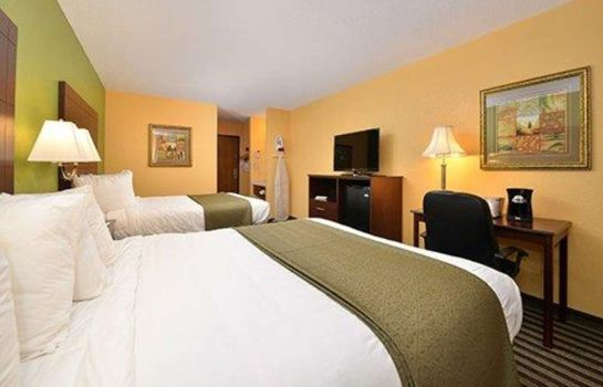Zimmer Quality Inn & Suites Grinnell