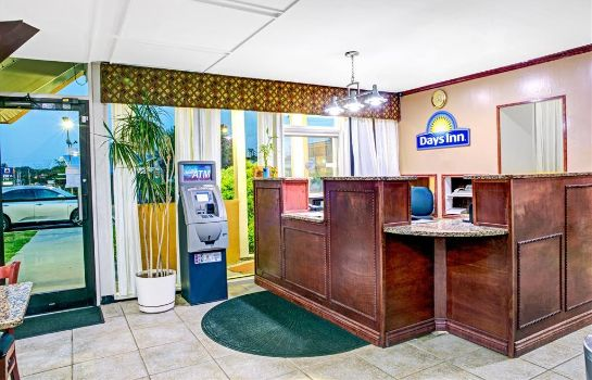 Vestíbulo del hotel DAYS INN GASTONIA - WEST OF CH