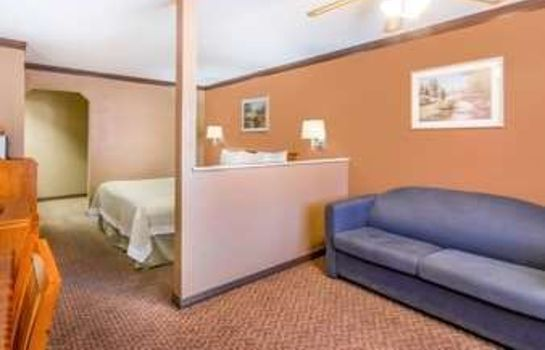 Suite DAYS INN BISHOP
