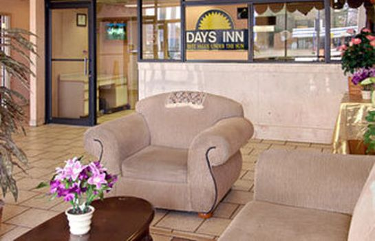 Hotelhal DAYS INN LANETT