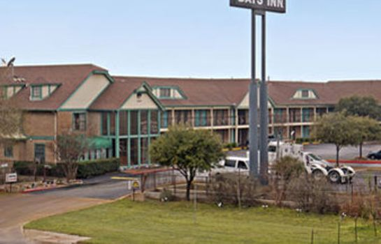 Exterior view DAYS INN AUSTIN SOUTH