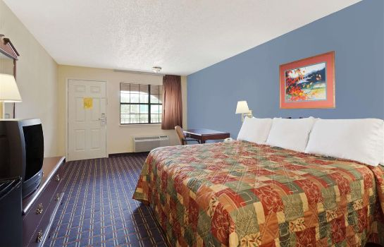 Zimmer DAYS INN DOWNTOWN-NASHVILLE