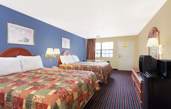Kamers DAYS INN DOWNTOWN-NASHVILLE