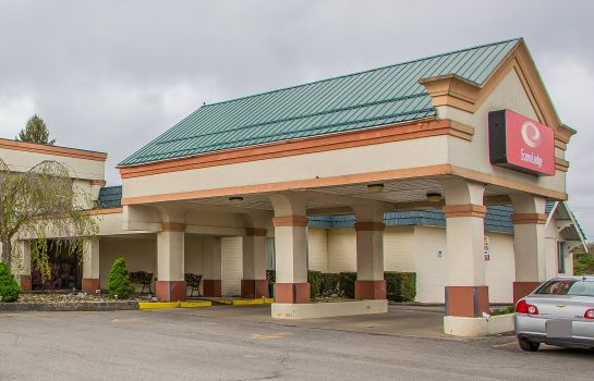 Exterior view Econo Lodge Clarion