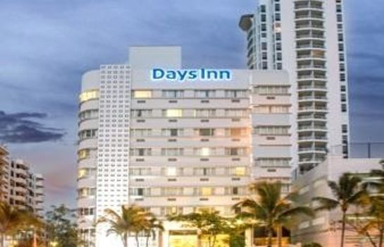 Außenansicht DAYS INN MIAMI BEACH OCEANSIDE