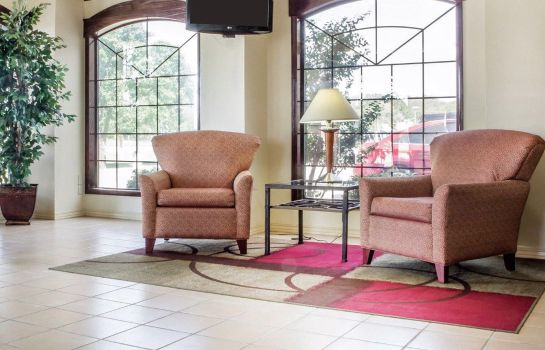 Hotelhalle Quality Inn Claremore