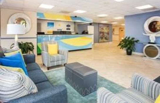 Hotelhalle DAYS INN MIAMI INTERNATIONAL A