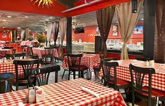 Restaurante Days Inn by Wyndham Miami International Airport
