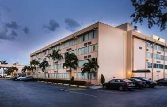 Info Days Inn by Wyndham Miami International Airport