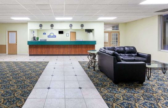 Hotelhalle DAYS INN BY WYNDHAM OKLAHOMA C