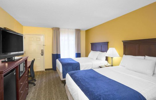 Chambre DAYS INN BY WYNDHAM CHARLESTON