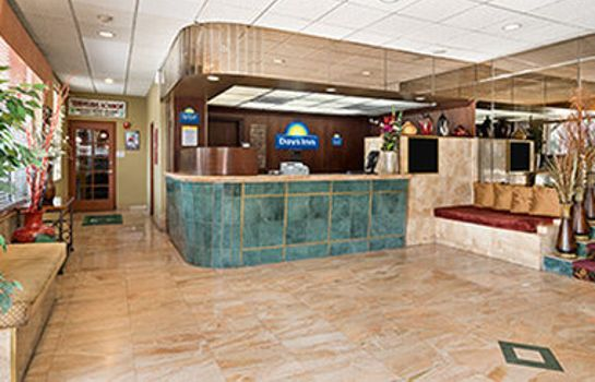 Hall DAYS INN MIAMI AIRPORT NORTH