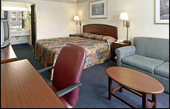 Zimmer DAYS INN SARASOTA AIRPORT