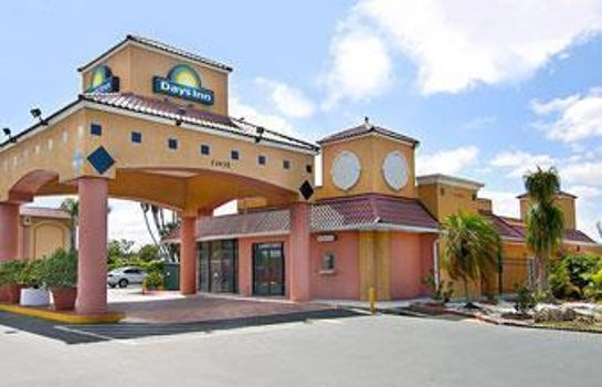 Außenansicht Days Inn by Wyndham Fort Myers